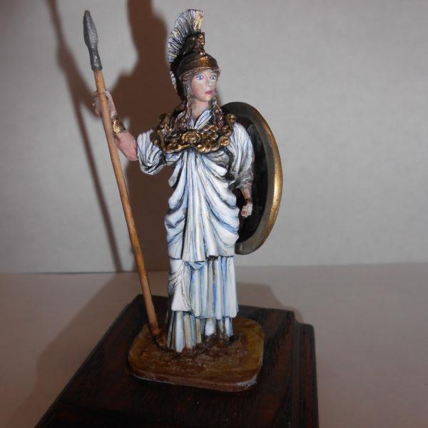 Богиня мудрости Минерва
