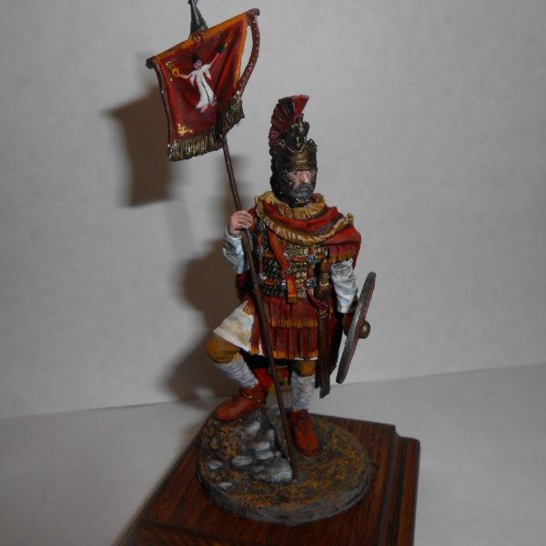 Вексиларий, поздняя империя
