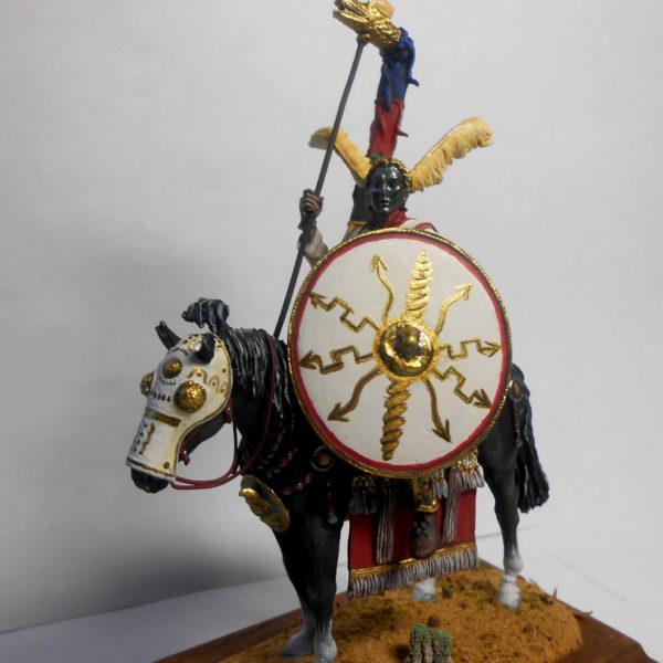 Драконарий конный, поздняя империя