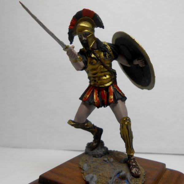 Спартанский гоплит