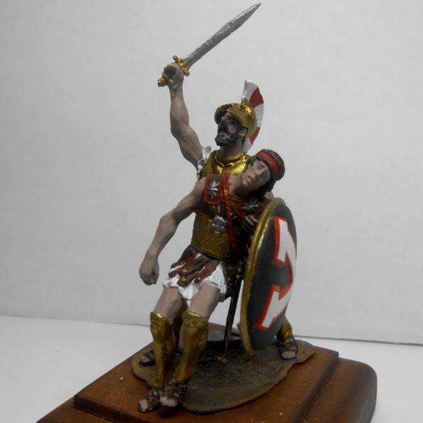 Спартанцы, битва при Фермопилах
