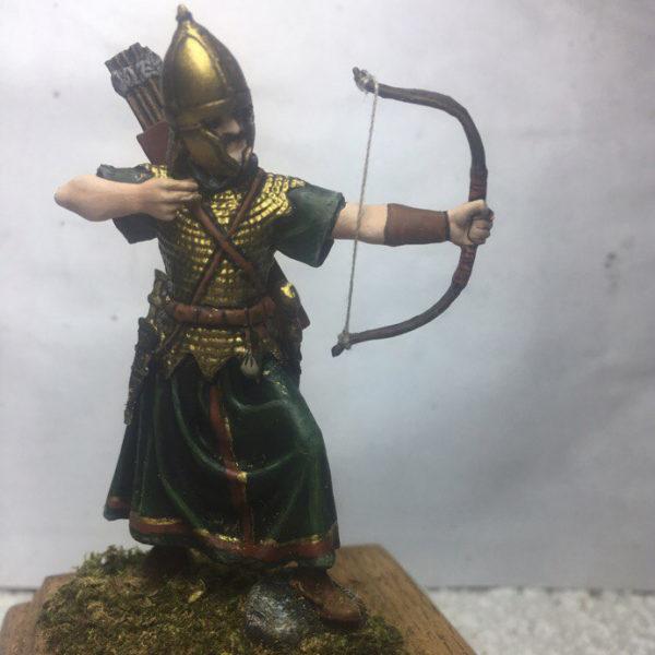 Наёмный сирийский лучник