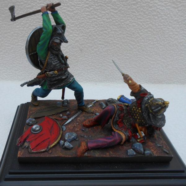 Рус против викинга