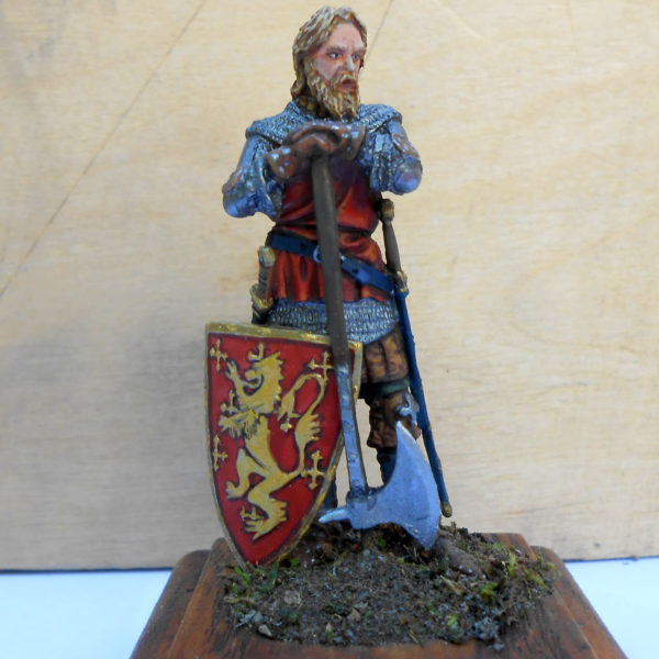 Рыцарь с топором, 16 век