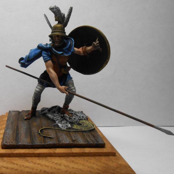 Римский морской пехотинец, 1-й век до н.э.