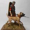 Легионер с собакой