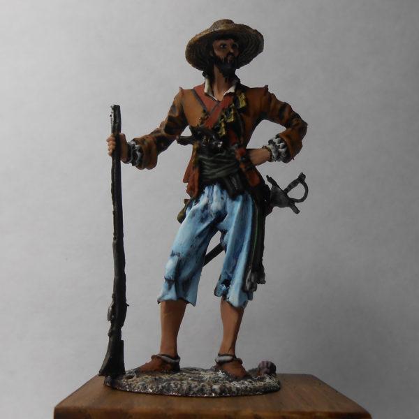 Пират с ружьём