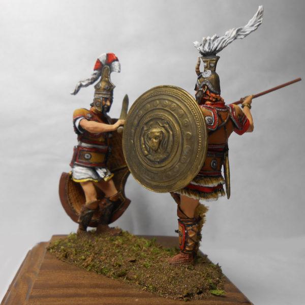 Поединок Ахиллеса с Гектором, Троянская война