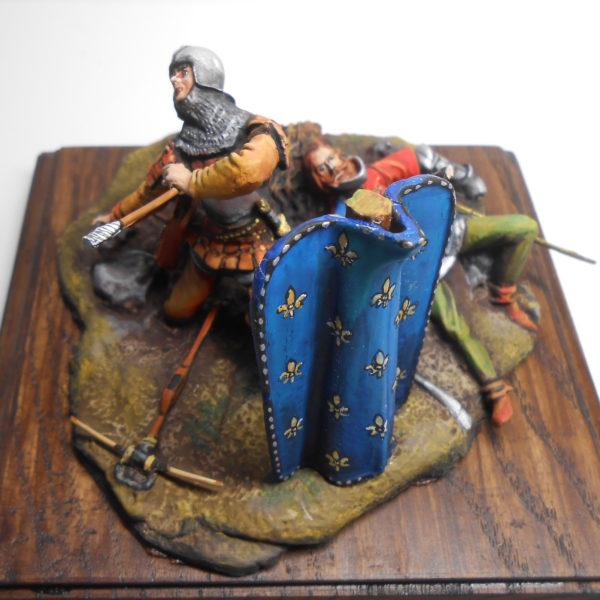 Битва при Азенкуре, 1415 г.