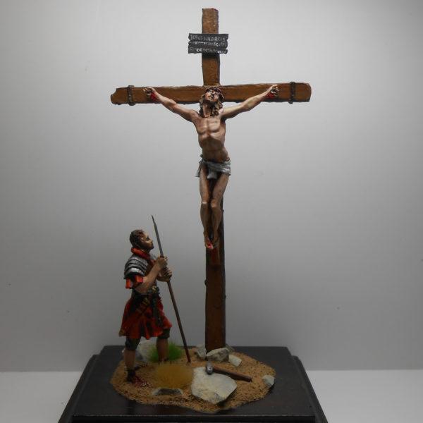 Голгофа, распятие Иисуса Христа