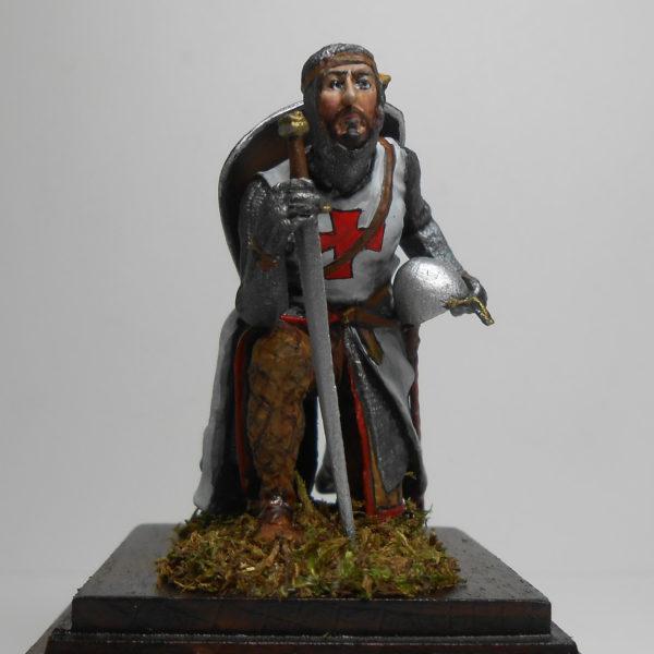 Тамплиер, принимающий клятву