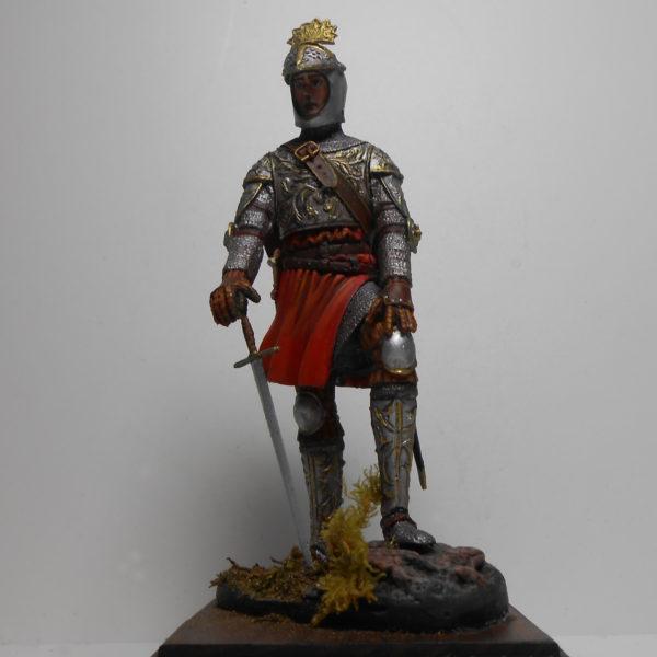 Рыцарь с мечом, 16 век