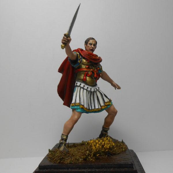 Гай Юлий Цезарь, 1-й век до н.э.