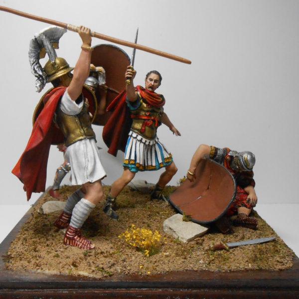 Гражданская война в Риме, 1-й век до н.э.