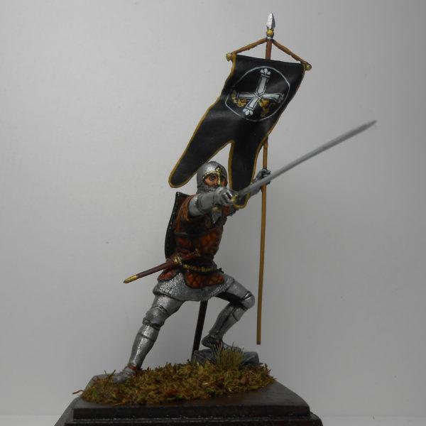 Генуэзский рыцарь, 14 век н.э.