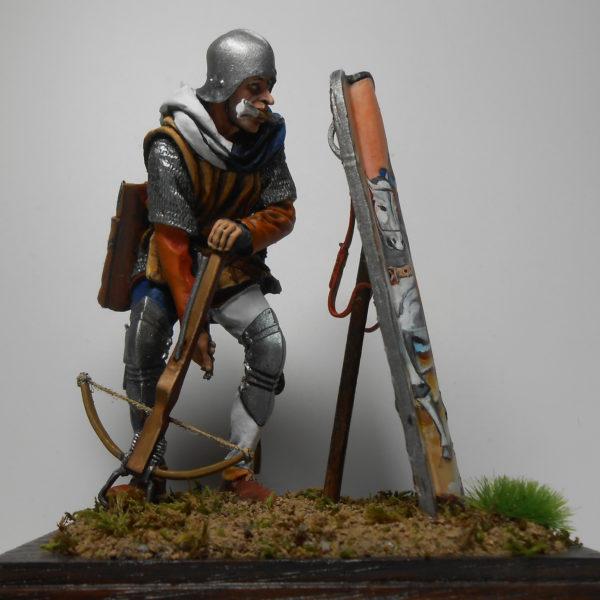 Европейский арбалетчик, 15 век