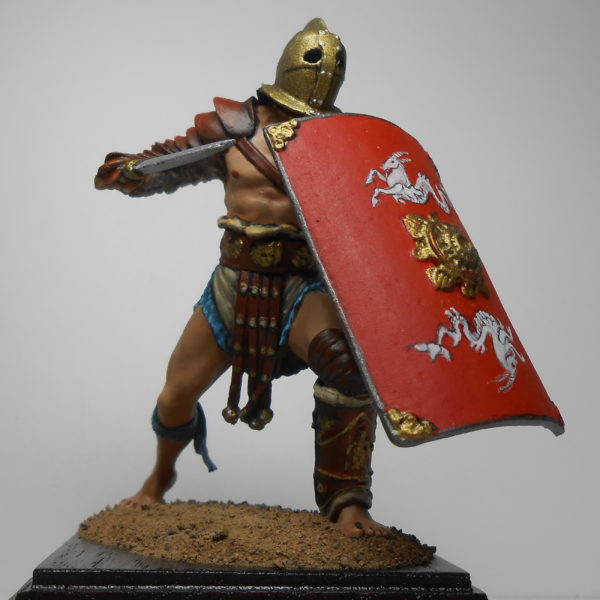 Гладиатор секутор