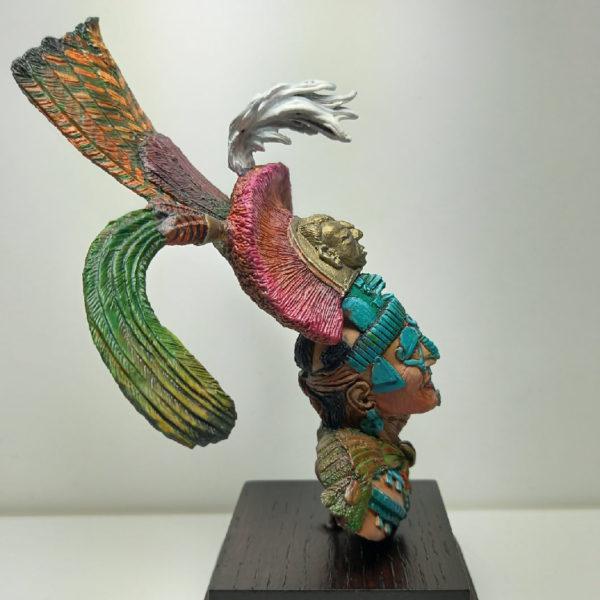 Вождь индейцев Майя