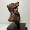 Траппер в шкуре медведя