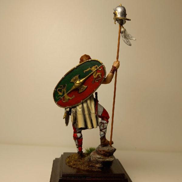 Кельт с римской головой