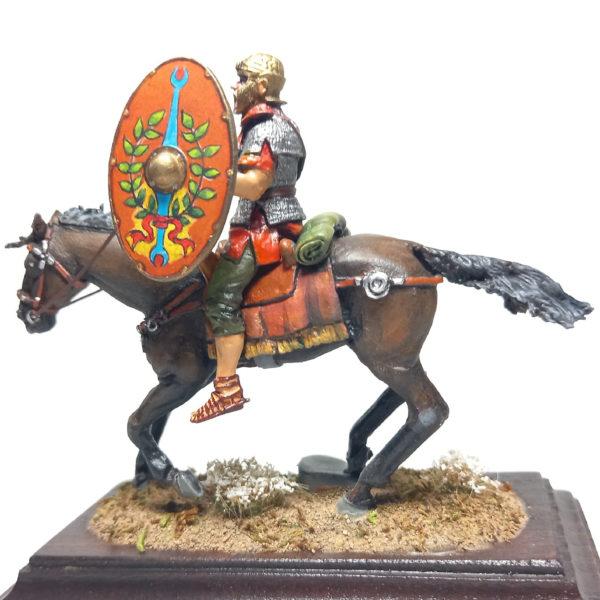 Римский кавалерист с гладиусом